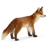 Schleich 14782 Red Fox Toy Figure, For Ages 3+