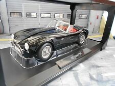 AC Cobra Ford 289 Roadster Mince Version Noir Black 1963 182754 NOREV 1:18