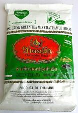 Thai Green Tea Mix Original Drink Cha Tra Mue Brand From Thailand 200g