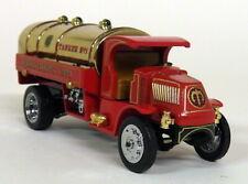 Matchbox Yesteryear - YFE11 1923 Mack AC Water Tanker Diecast model Fire Truck