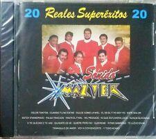 Sonido Mazter 20 Reales Superexitos DISA 2007 Univision