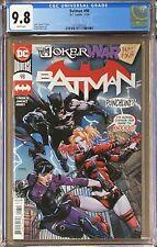 Batman #98 CGC 9.8