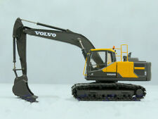 Collectible Diecast Toy Model Gift 1:50 VOLVO EC220E Hydraulic Excavator Vehicle