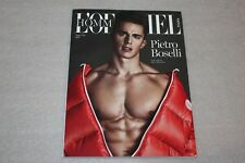 L'OFFICIEL HOMMES 3-4/2018 PIETRO BOSELLI,Lucky Blue Smith,Alessio Pozzi, POLAND
