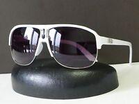 DG Mens Womens Aviator Sunglasses Designer Retro Fashion Turbo Shades+Soft Bag