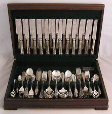 Dubarry Design George Butler Argent Service 126 pièces cantine de Coutellerie