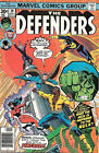 The Defenders Comic Book #39, Marvel Comics 1976 VERY FINE+