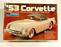 Vintage Monogram | '53 Corvette | Plastic Model Kit | 1/24 Scale | 1982 | 2291