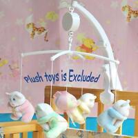 Rotary Baby Mobile Krippe Bett Bell Spielzeug Wind-Up Bewegung Musik Box Maschin