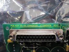 VARIAN E15005070 DC-DC CONVERTER PCB REV-E