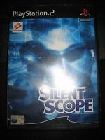 Gioco per Playstation2 Ps2 SILENT SCOPE Pal ITA