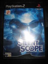 Gioco per Playstation2 Ps2 SILENT SCOPE Pal ITA