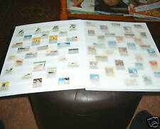 album avec +/-250 timbres d australie