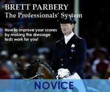 Brett Parbery: The Professionals' System- NOVICE Dressage DVD Eventing
