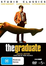 The Graduate - Classics/ Comedy/ Drama/ Romance - NEW DVD