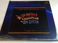 Al Di Meola Friday Night in San Francisco UltraHD CD Limited Number USA No.<100