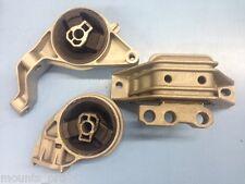 Motor & Auto Trans Mounts 3PCS Set for 06-11Chevrolet HHR, 07-10 Pontiac G5