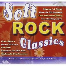 Soft Rock Classics On Audio CD Album 2003 Brand New