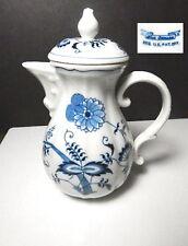 BLUE DANUBE Blue Onion Mini 2 Cup Coffee Pot, Mint !