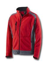 Corsair Fleece Jacket Spirit Casual Outdoor Size 5XL Poppyrot - Grey