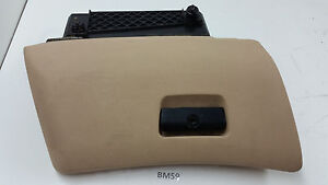 BMW 525i 530i 540i Glove Box Lid tan 1996-2003 E39