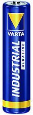 Varta Industrial AAA Batterie LR03 Micro Set 1,5V Battery Batterien 4003