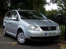 2006 (06) Volkswagen Touran 1.9 TDI S 5dr (7 Seats)