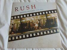 Vinyl Album: Rush : Moving Pictures : Live 2011 : Sealed
