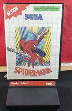Spider-Man Sega Master System