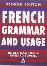 French Grammar and Usage, 2Ed (Hrg),Roger Hawkins, Richard Towell