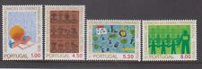 Portugal 1973 Primary School Education Sg 1512-1515 Mnh