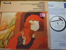 SDD 388 Faure / Debussy / Ansermet