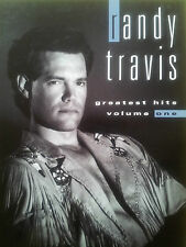 Randy Travis: Greatest Hits Volume 1 (Piano/Vocal/Guitar Songbook) - MINT!