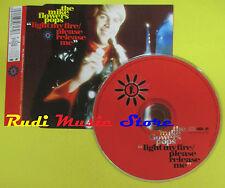 CD Singolo MIKE FLOWERS POPS Light My Fire/Please Release Me no lp mc dvd (S15*)