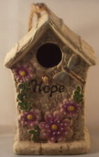 Hope Birdhouse nesting box 17.75cm suitable for small birds