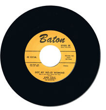 Ann Cole Got My Mo Jo Working/I've Got A Little Boy R&B Reissue