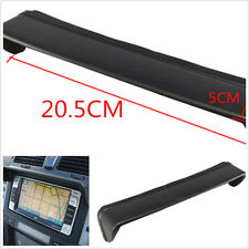 S Size Autos Vehicles GPS Navigation Hood Sunshade Screen Block Anti-Glare Black