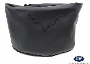2014-2019 Chevrolet Corvette ZO6  Front End Cover 23269638 Black Genuine OEM GM