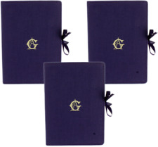 Note Book By Annick Goutal Combo Pack: Note Book (3 Notebooks) New
