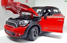 1:24 Scala Rosso BMW Mini Countryman All4 Cooper R60 2010 1.6 Rastar Vettura
