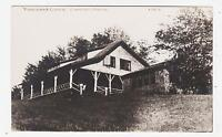 RPPC,Canton,Maine Pinewood Camp,Oxford County,c.1909