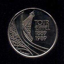 5 FRANCS TOUR EIFFEL 1989 FDC