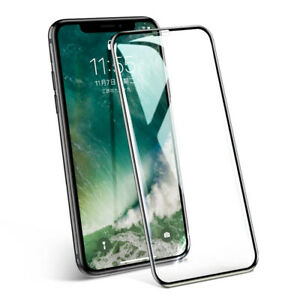 Apple iPhone 11 Pro Max X/XS/XR tempered glass screen protector FULL COVERAGE