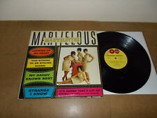 LP VINYL - THE MARVELETTES - MARVELOUS - TAMLA 237 - USA