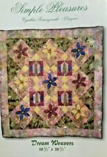 Simple Pleasures  Quilt Pattern Cynthia Tomaszewski Pieced Applique Dream Weaver