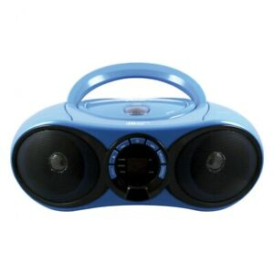 Hamilton Buhl Boombox CD/FM Media Player with Bluetooth Receiver