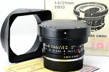 LEICA R 21MM F4 SUPER-ANGULON-R 11813