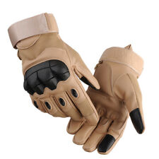 Motorcycle Gloves Army Military Tactical Motorbike Hiking Outdoor Sports Glove