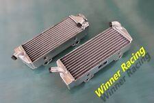 aluminum radiator KTM 250 SX-F/SXF/XCF-W/EXC-F/XC-F 2005 2006 2007