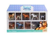 New Spirit Mini Horse Collection Pack 39150, Multicolor 10 Figure Set